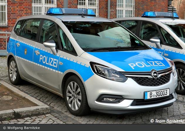 B-30003 - Opel Zafira - FuStW