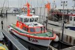 Seenotrettungsboot NIMANOA
