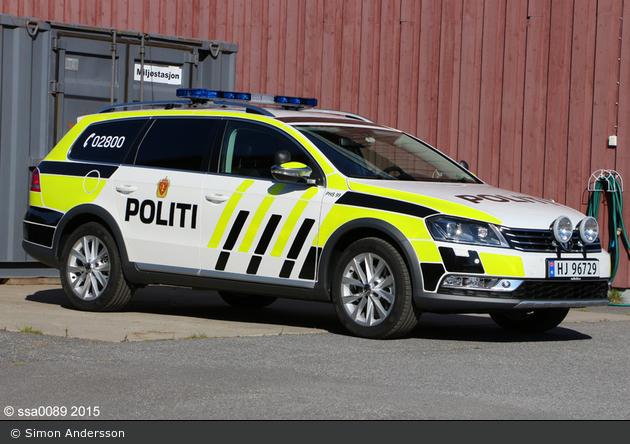 Kongsvinger - Politihøgskolen - FuStW - PHS 99