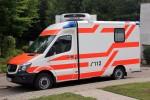 Mercedes-Benz Sprinter 3xx CDI - Mittelstädt Einsatzfahrzeuge - RTW