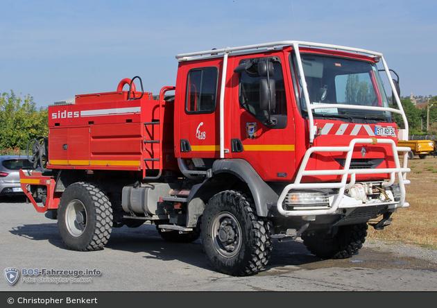 Nissan-lez-Enserune - SDIS 34 - TLF 15/30-W - CCFM
