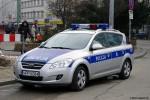 Katowice - Policja - FuStW - R133