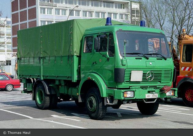 HH-3909 - MB 1217 A - LKW (a.D.)