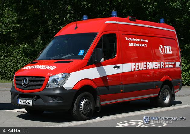 Florian Frankfurt - GW-Werkstatt 2 (F-W 6342)