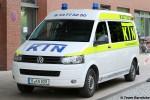 Krankentransport KTN - KTW (B-KN 828)