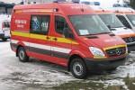 ohne Ort - Pompierii - RTW