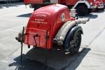 Kitzbühel - Oldtimergruppe TLFA 4000 Kitzbühel - Anhängermotorpumpe (a.D.)