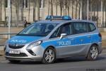 B-30799 - Opel Zafira Tourer - FuStW