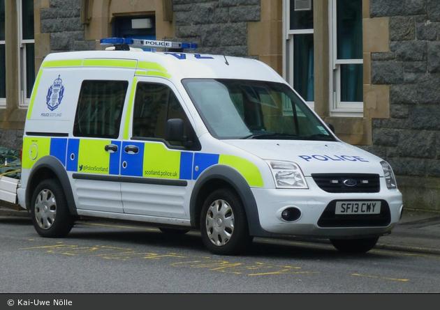 Oban - Police Scotland - GefKW