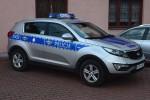 Międzyrzec Podlaski - Policja - FuStW - D452