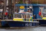 "London - Metropolitan Police Service - Marine Policing Unit - Streckenboot MP3 "" GABRIEL FRANKS II"""