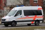 Krankentransport AMG - KTW 25