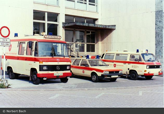 BW - MHD Mannheim (a.D.)