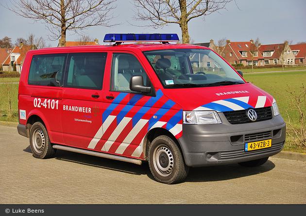 Schiermonnikoog - Brandweer - MTW - 07-4101