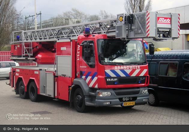 Rotterdam - Brandweer - DLK - AL21-1 (a.D.)
