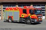 Jönköping - Räddningstjänsten Jönköping - Släck-/Räddningsbil - 2 43-1110
