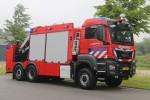 Hoogeveen - Brandweer - RW-Kran - 03-8971