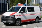 Hamburg - Deutsche Bahn AG - Unfallhilfsfahrzeug