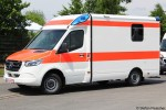 Mercedes-Benz Sprinter 319 CDI - Strobel - RTW