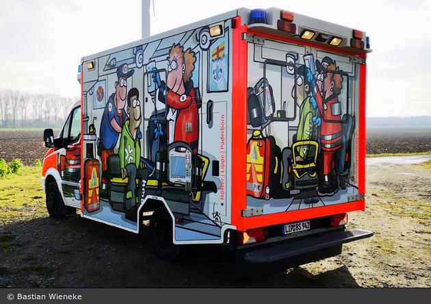 Rettung Lippe Sim-RTW 01