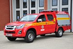 Hull - Humberside Fire & Rescue Service - SFU