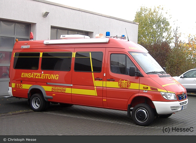 Florian Paderborn 10/11-01