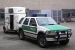 Braunschweig - Opel Frontera - Reiterstaffel (a.D.)