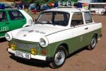 Volkspolizei - Trabant 601 - FuStW