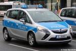 B-30801 - Opel Zafira Tourer - FuStW (a.D.)
