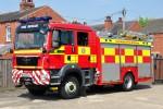 Woodhall Spa - Lincolnshire Fire & Rescue - WrL/R