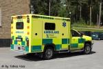 Sandviken - Landstinget Gävleborg - Ambulans - 3 26-9210