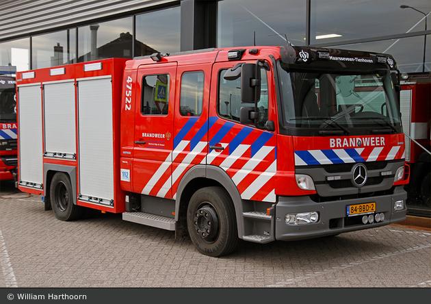 Stichtse Vecht - Brandweer - TLF - 47522