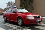 Praha - Policie - 2AV 3751 - Radarwagen