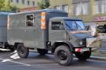 Deutsche Bundespost - Fernmelde-Notdienst Karlsruhe - Kabelmesswagen (a.D.)
