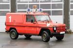 Rheine-Bentlage - Feuerwehr - ELW