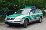 Sassnitz - VW Passat Variant - FuStW (a.D.)