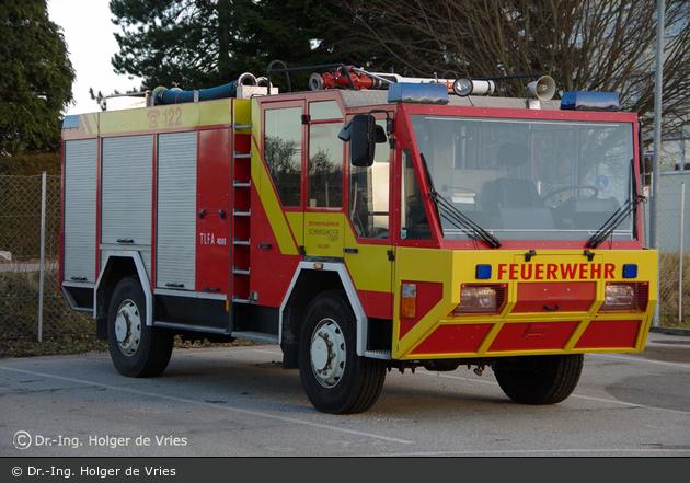 Hallein - BtF AustroCel - TLF-A 4000 (a.D.)