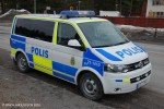 Uppsala - Polis - FuStW - 1 21-1410