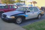 York - Police Department - Patrol Car 45