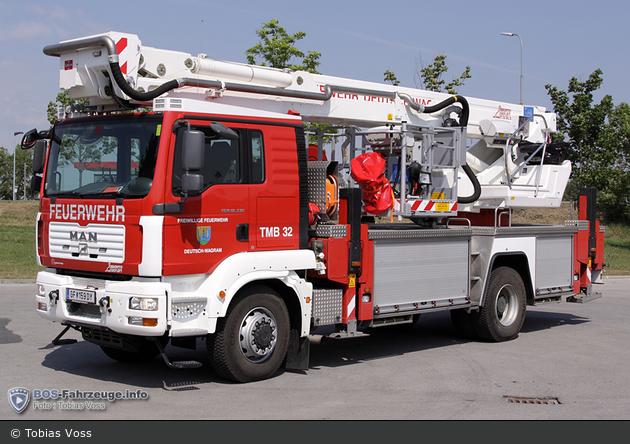 Deutsch-Wagram - FF - TMB 32