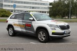 Arlanda - Securitas AB - Ledningsbil - 530