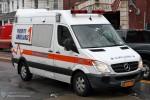 NYC - Staten Island - Priority One Ambulance Service - Ambulance 521 - RTW