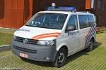 Antwerpen - Federale Politie - Interventiekorps - HGruKw