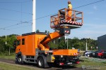 Magdeburger Verkehrsbetriebe - Turmdrehwagen 1204