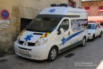 Sarlat-le-Canéda - Ambulances Réunies - KTW