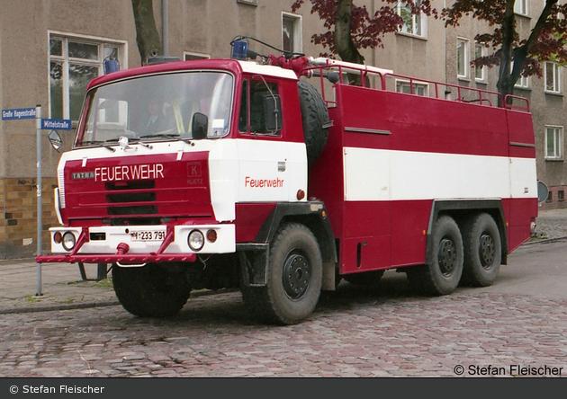 Klietz - Feuerwehr - TLF 32