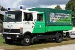 BePo - MB LP 813 - LKW (a.D.)