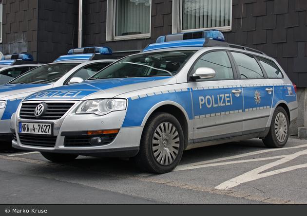 NRW4-7627 - VW Passat Variant - FuStW (a.D.)