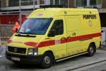 Bruxelles - Service d'Incendie et d'Aide Médicale Urgente - RTW - A170 (a.D.)