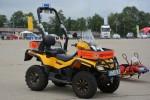 Bergwacht Reutlingen ATV